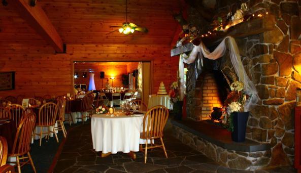 West Branch Resort Wedding