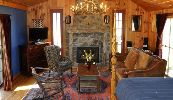 Whistlewood Farm - Interior
