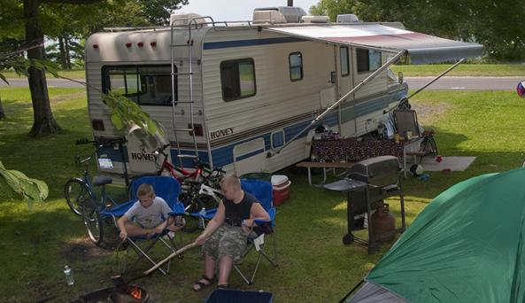 Yawger Brook Family Campgrounds