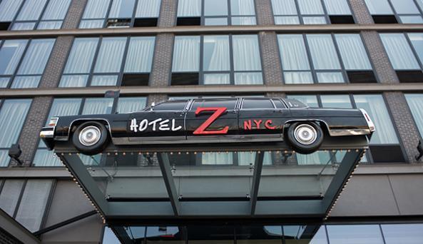 NYS Feed - Z NYC Hotel