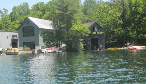 lake shot