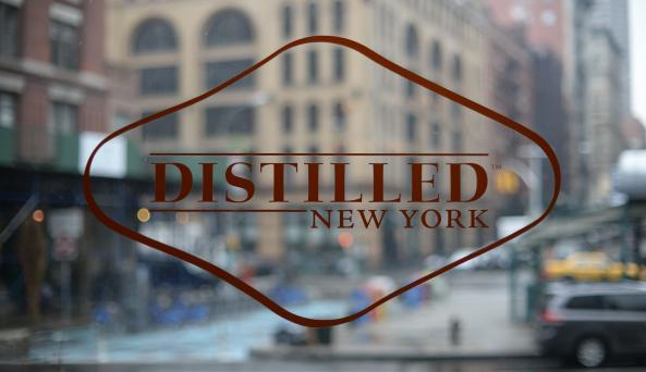 Distilled New York, Brent Cline