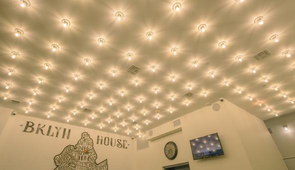 Lobby Lighting Design