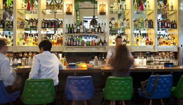 John Dory Oyster Bar, The