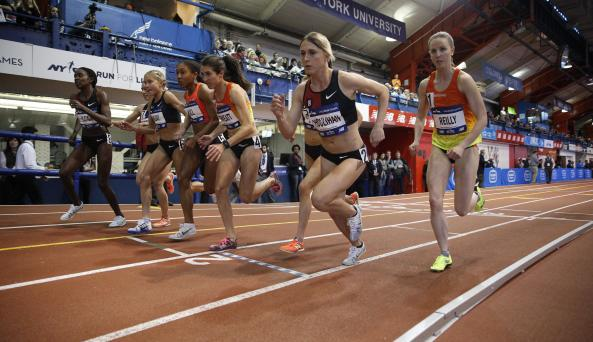 New Balance Track & Field Center at The Armory