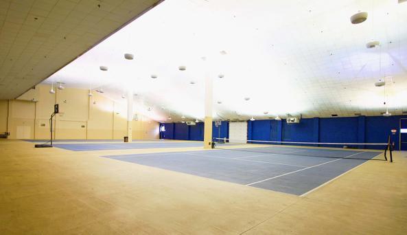Indoor Sports Courts