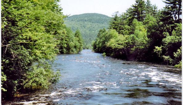 adk schroon river resort