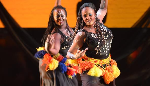 Kwanzaa Celebration at the Apollo - Photo by Shahar Azran