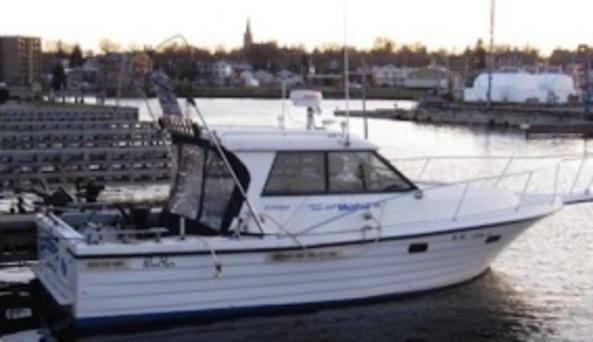 One of Capt. Buffa's vessels
