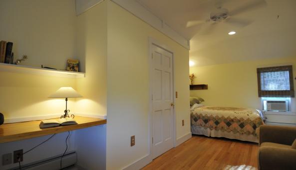 Bunkhouse - interior