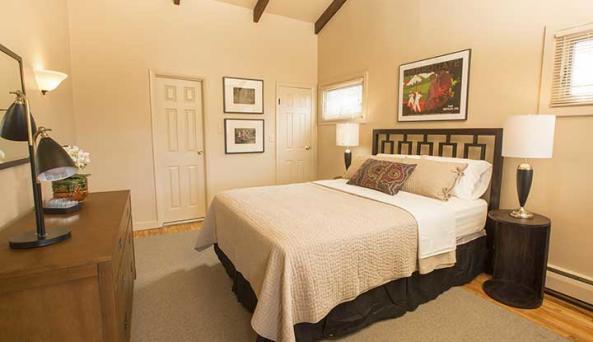 Kaatsbaan Lodge Bedroom