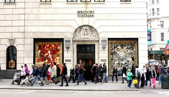 Bergdorf Goodman Photo Joe Buglewicz - Courtesy of NYC & CO
