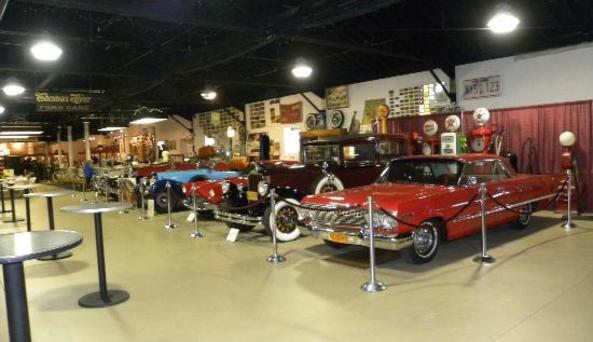 Buffalo Transportation/Pierce-Arrow Museum