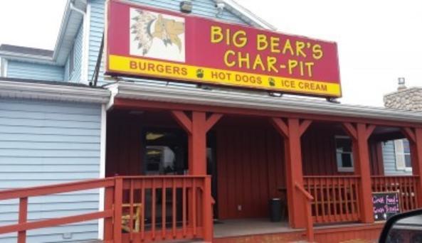 big bears char pit