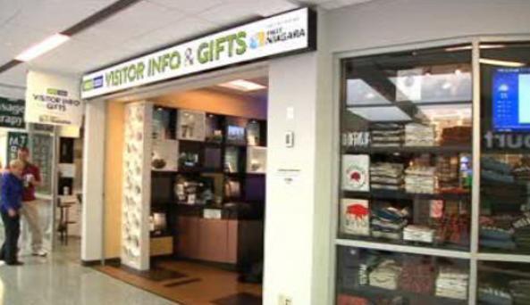 Buffalo Niagara Visitor Center - Airport