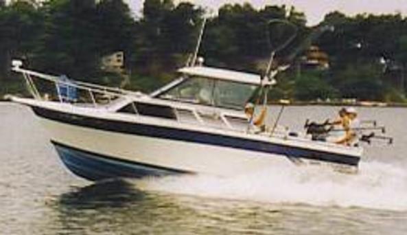 Capt. Dave's vessel