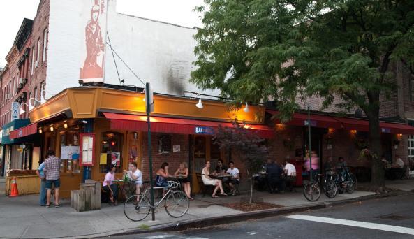 Bococa Bar Tabac - Photo by Phil Kline - Courtesy of NYC & CO
