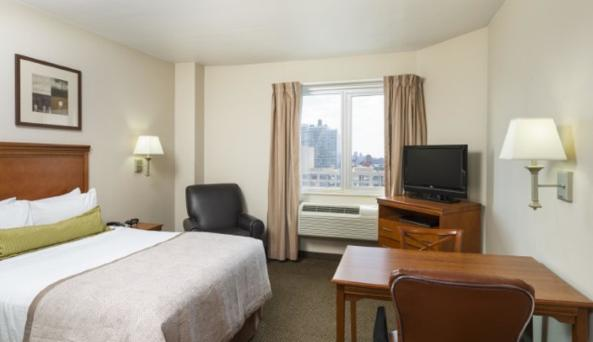 Candlewood Suites Times Square, room 1