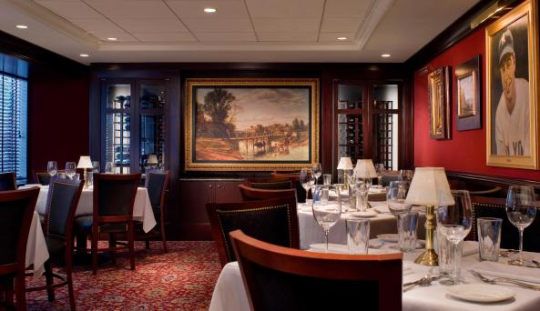 Capital Grille Time Life, The