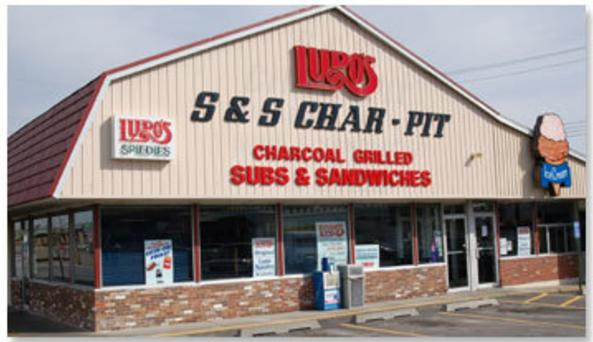 Lupo's S & S Char Pit