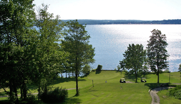 Chautauqua Point Golf Course