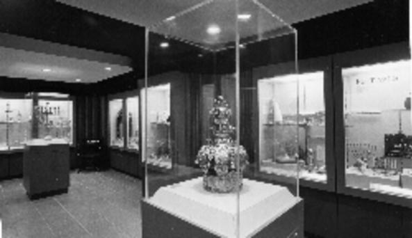 The Benjamin and Dr. Edgar R. Cofeld Judaic Museum