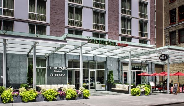 Courtyard by Marriott Manhattan Chelsea