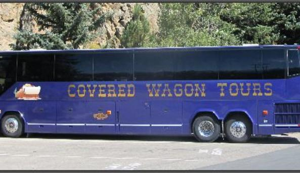 Covered Wagon Tours, Hornell