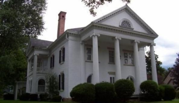 Historic home on South Street