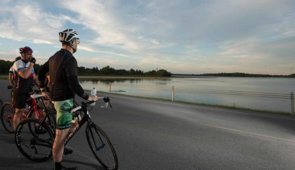 The Great Lakes Seaway Trail