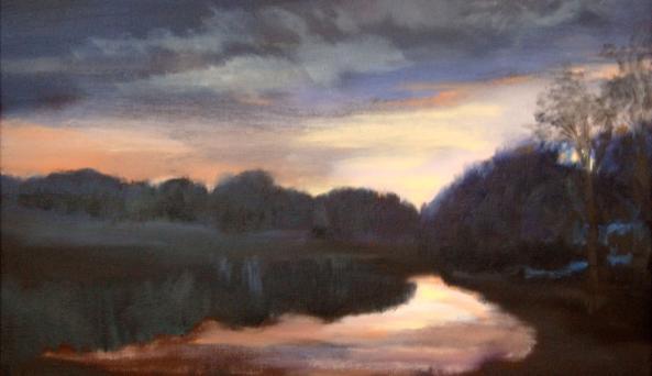 river winds - art