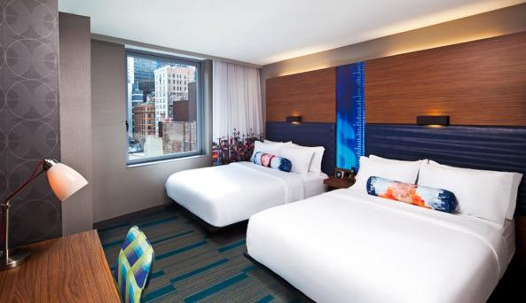 Aloft Manhattan Downtown–Financial District