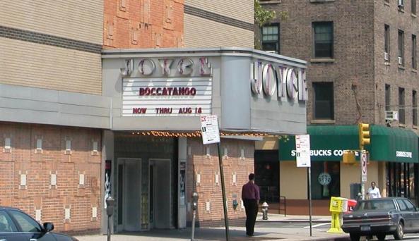 The Joyce Theater, exterior