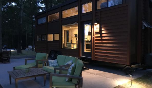 A Tiny House Resort