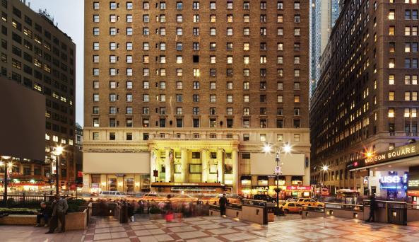 New Yorks Hotel Pennsylvania