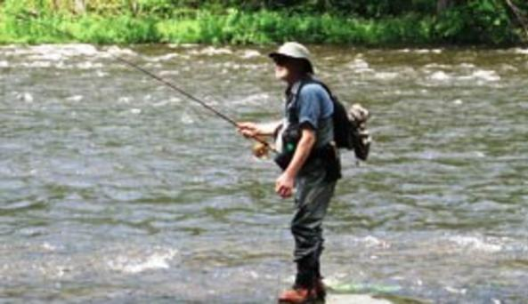 Double Eagle Lodge, Inc. Fishing