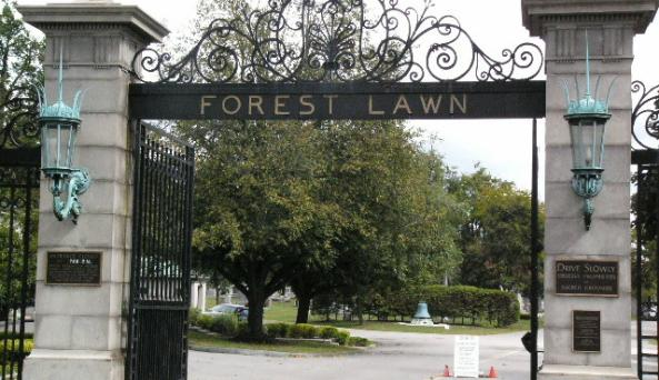 Forest Lawn Cemetery
