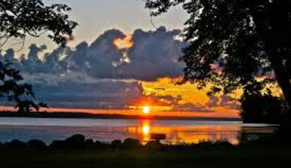ft brewerton sunset