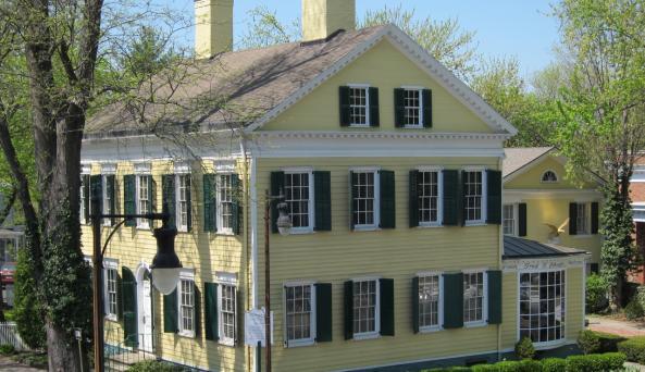 Friends of Historic Kingston,  The Johnston House