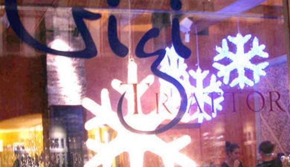 Gigi's - window