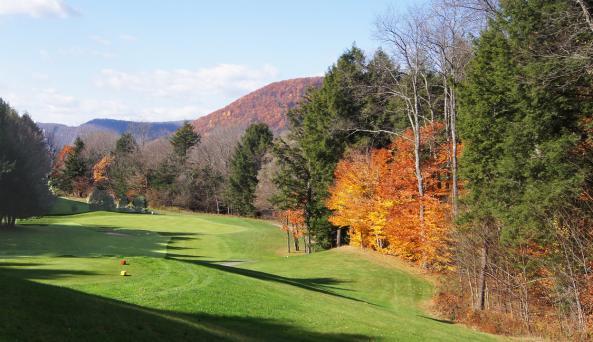 Golf in the Catskills