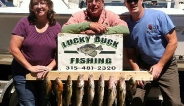 Lucky Buck Group shot