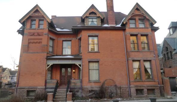 Buffalo Harmony House