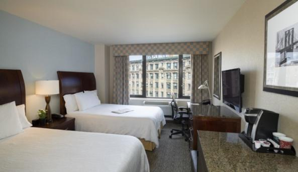 Hilton Garden Inn New York City/Tribeca