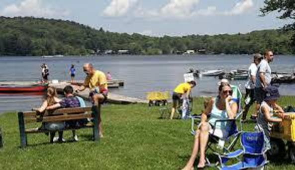 Hunter Lake Campground