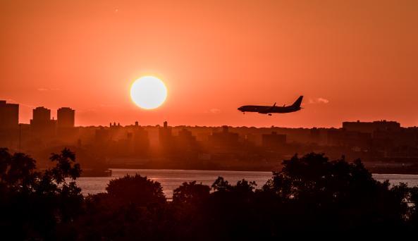 View of LaGuardia Airport