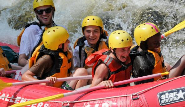 Rafting Trips on the Hudson River