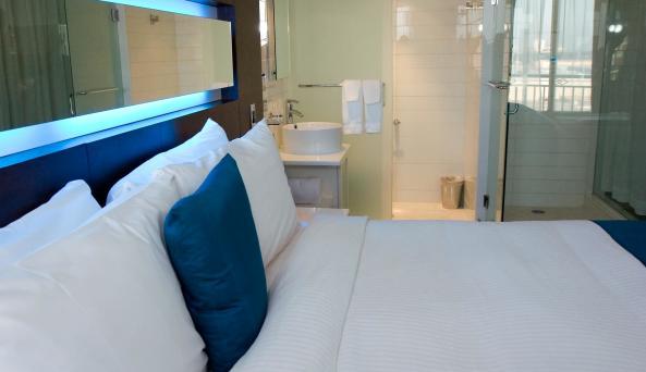Hotel Le Bleu interior