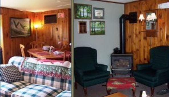 Double Eagle Lodge, Inc. Inside