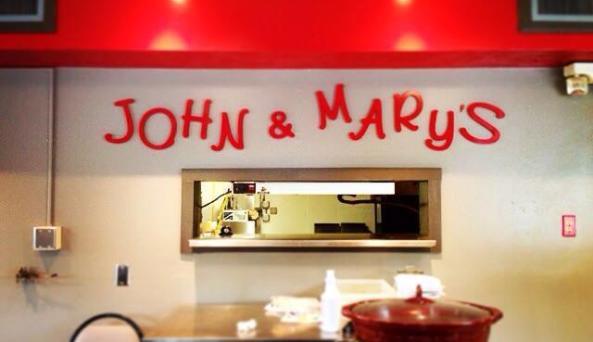 john and mary's